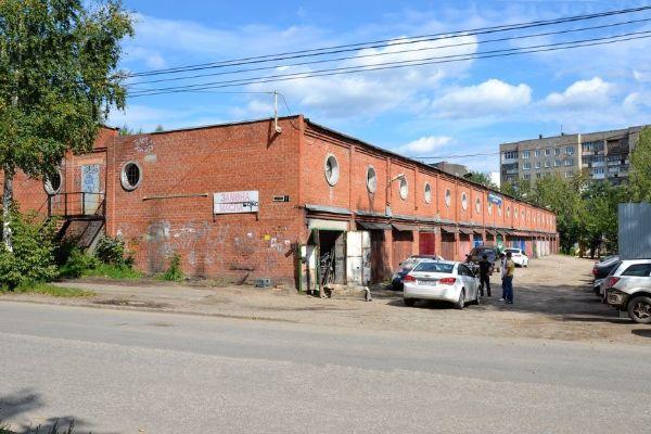 Отдельно стоящее здание на ул. Техническая, 9