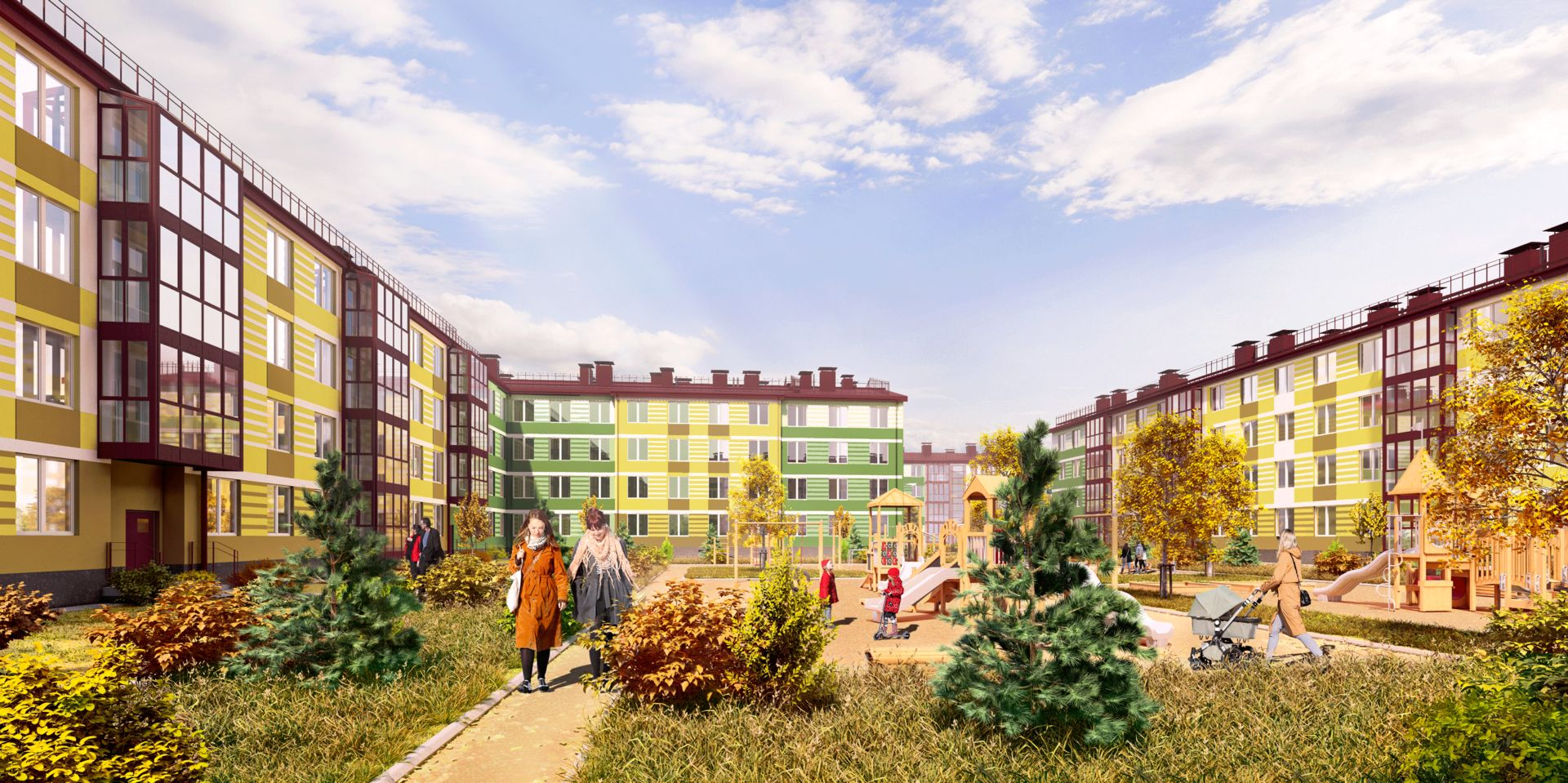 купить квартиру в ЖК Образцовый квартал 10