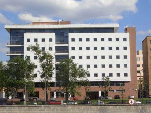 Бизнес-центр Саввинская 11