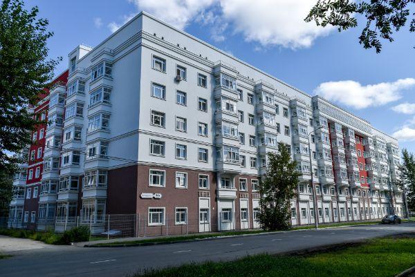 1-я Фотография ЖК «Циолковский»