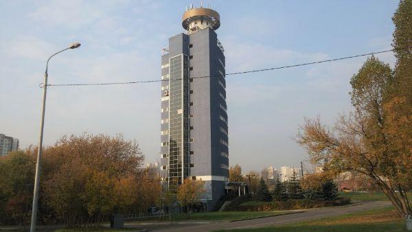 Офисное здание на проспекте Вернадского, 87к2