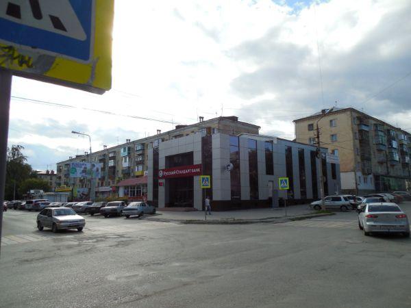 Отдельно стоящее здание на ул. Советская, 39А