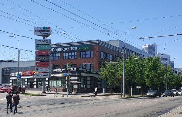 Торгово-офисный комплекс Конфетти