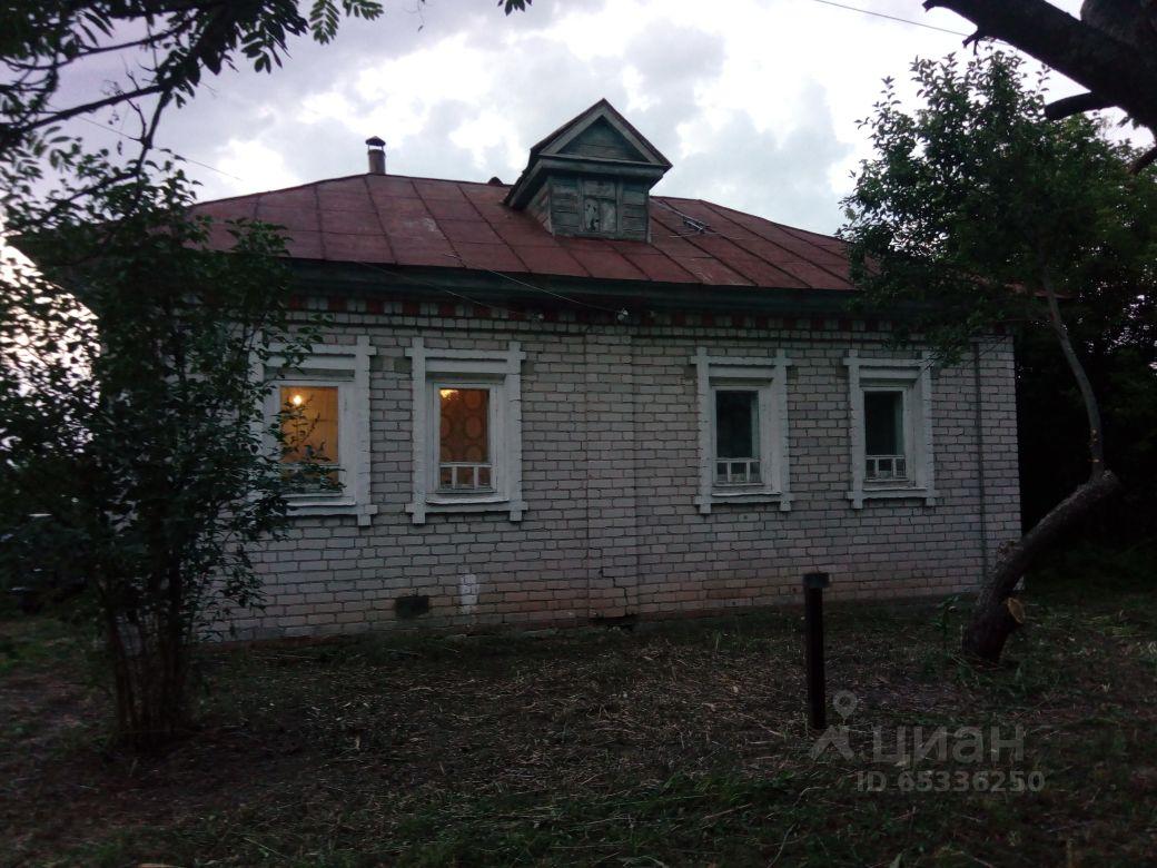 Продажа дома 49м² Нижегородская область, Городецкий район, Мостовое деревня - база ЦИАН, объявление 250763890