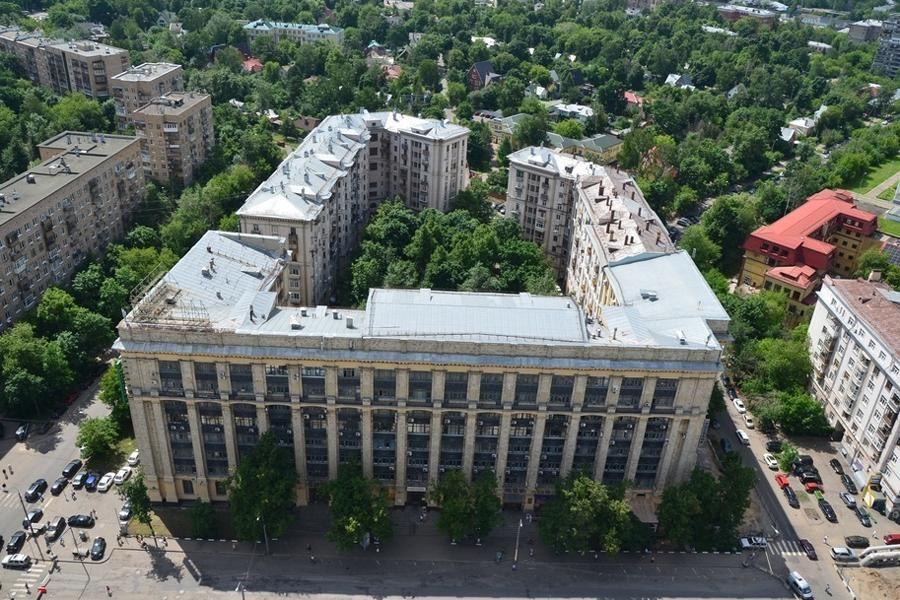 аренда помещений в БЦ на Волоколамском шоссе, 1с1