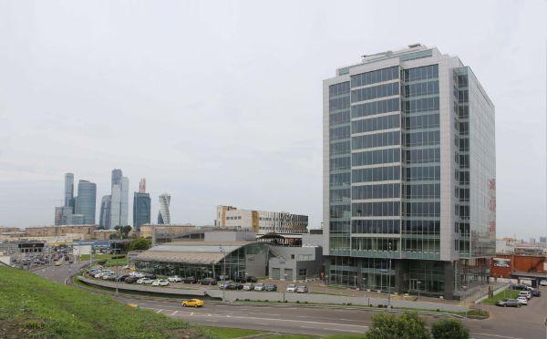Бизнес-центр Бережковская Плаза