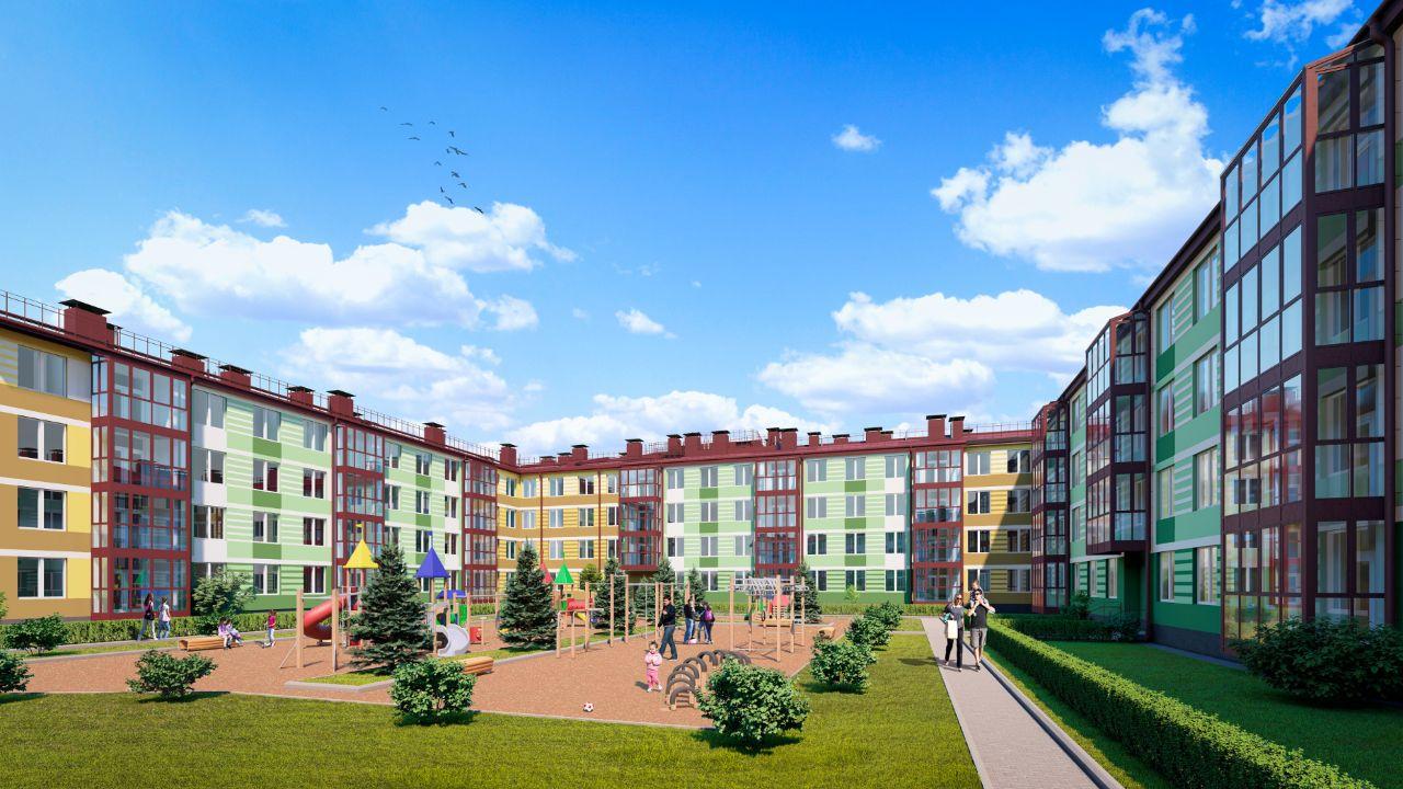 купить квартиру в ЖК Образцовый квартал 8