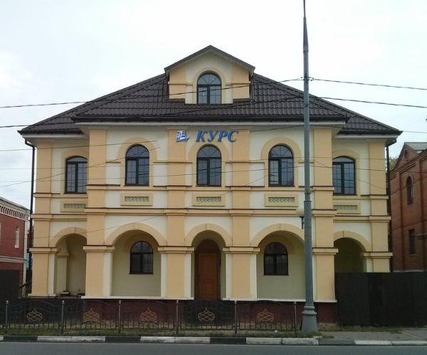 Торгово-офисный комплекс на проспекте Красной Армии, 74