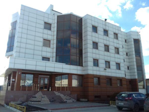 Административное здание в Проектируемом проезде №5112, 6