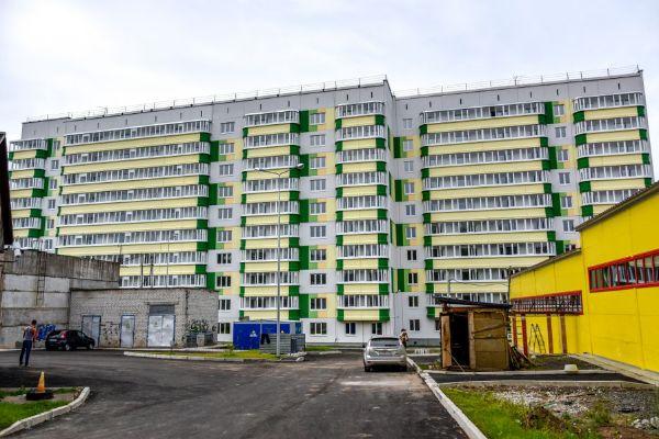 1-я Фотография ЖК «Дом по ул. Ракитная, 42»