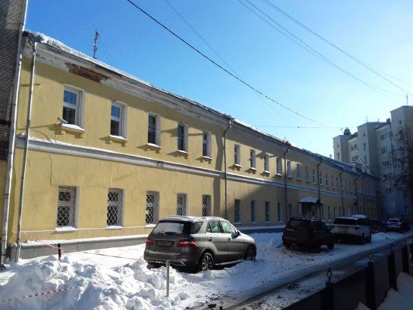 Особняк в Большом Знаменском пер., 2с7