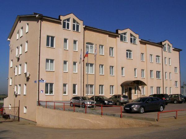 Офисное здание на ул. Индустриальная, с1