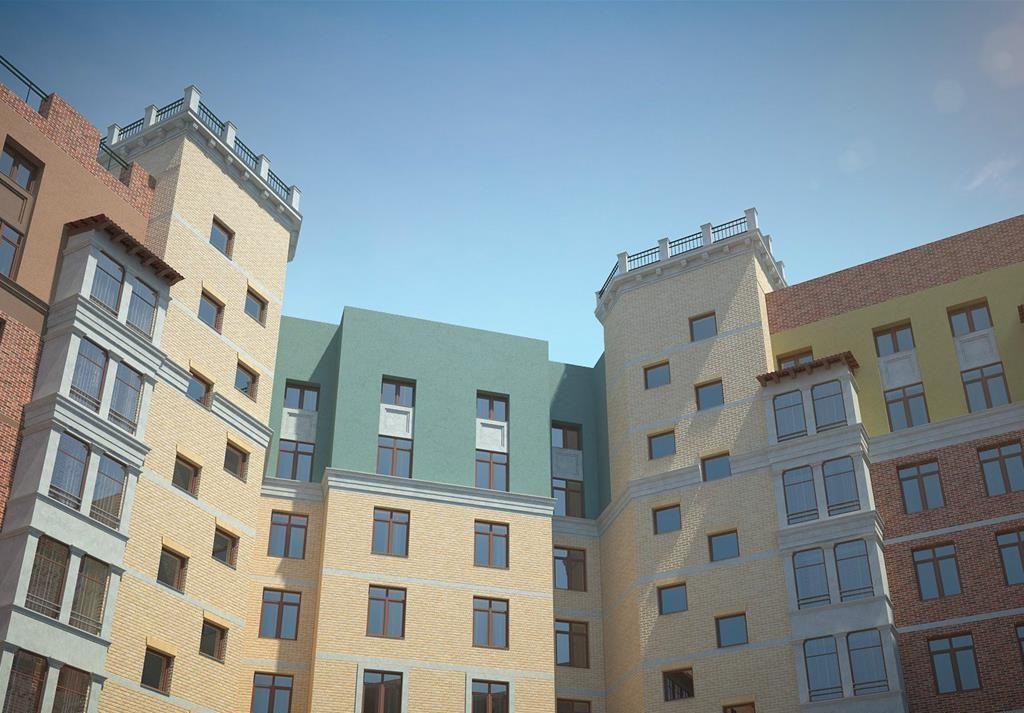 продажа квартир Пятницкие кварталы