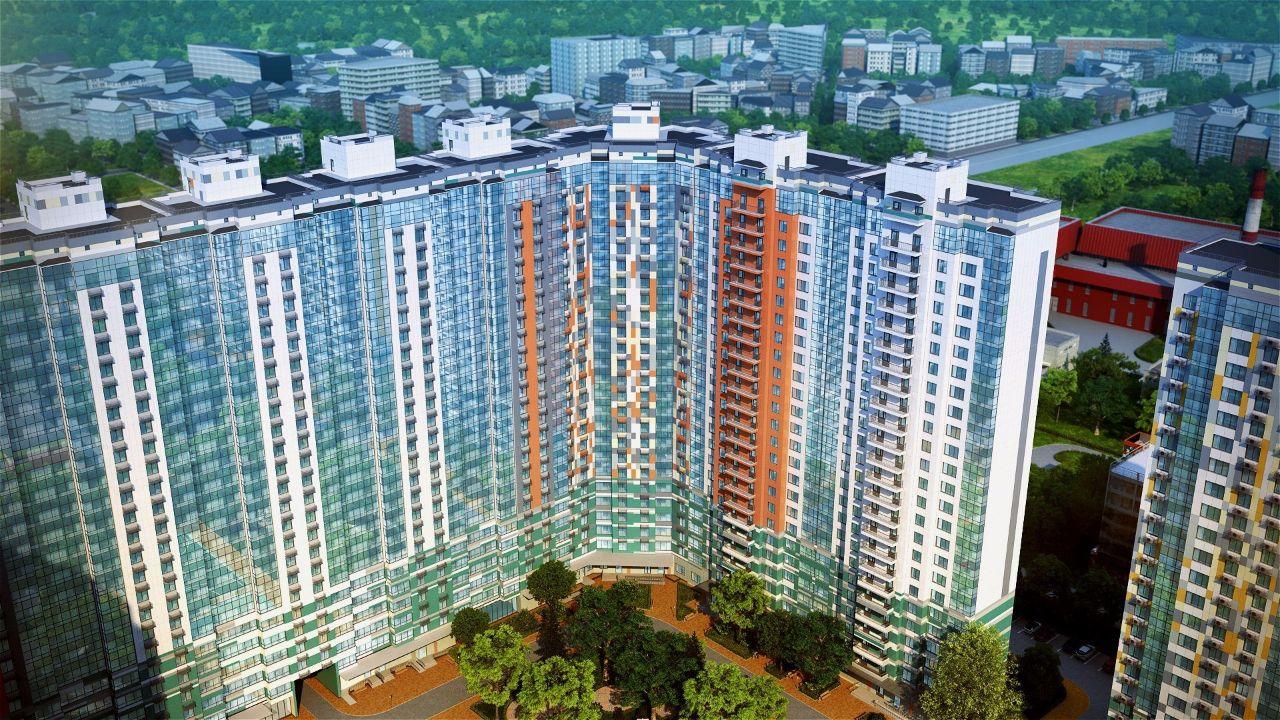 продажа квартир Life-Митинская Ecopark