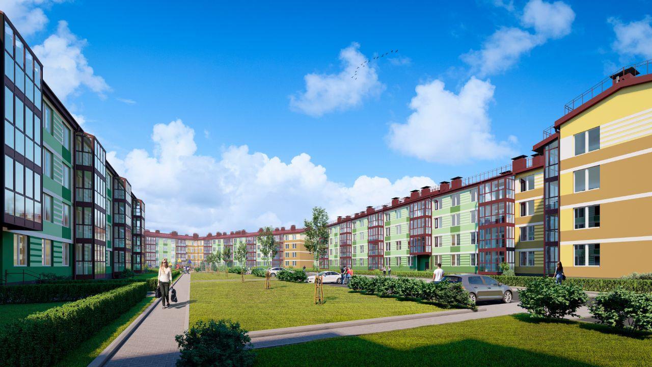 продажа квартир Образцовый квартал 8
