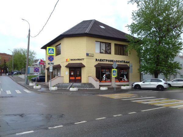 Бизнес-центр в Канатчиковском проезде, 7с3