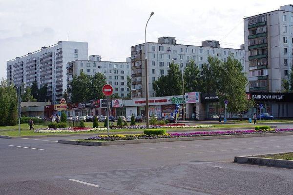 Торгово-деловой комплекс на Автозаводском проспекте, 29