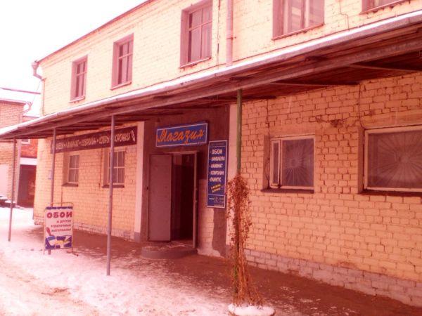 Офисно-складской комплекс на ул. Карачевская, 68Б