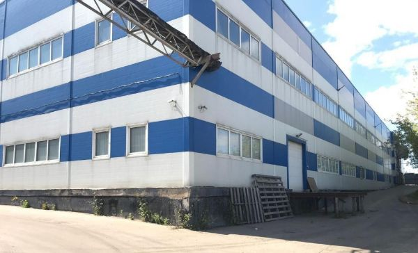 Производственно-складской комплекс на ул. Внуковская, 9