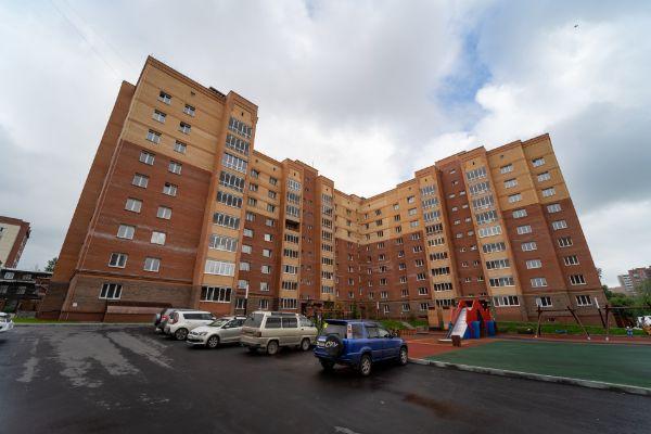 15-я Фотография ЖК «на ул. Серафимовича»
