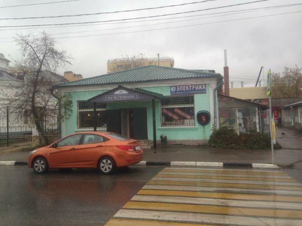 Торговый дом на ул. Московская, 37