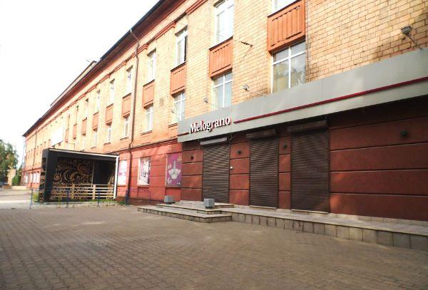 Торгово-офисный комплекс на ул. Московская, 69