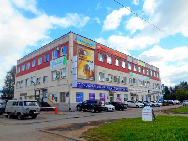 Офисное здание на проспекте Александра Корсунова, 28