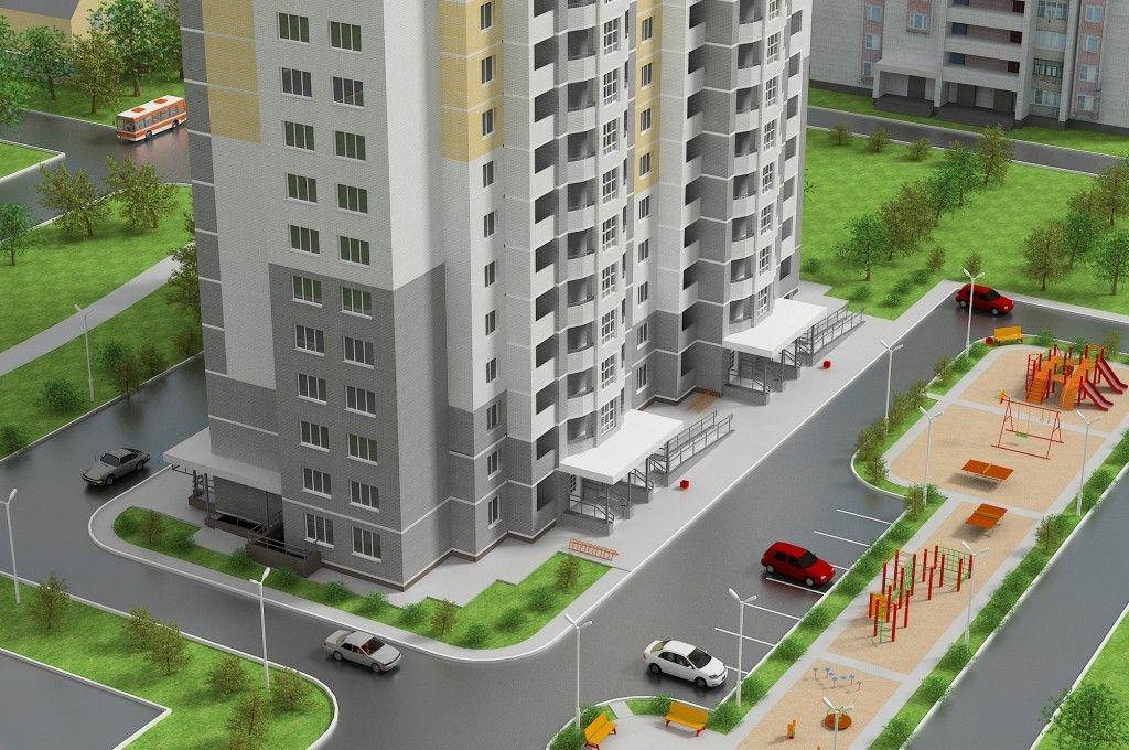 жилой комплекс Золотой ключик