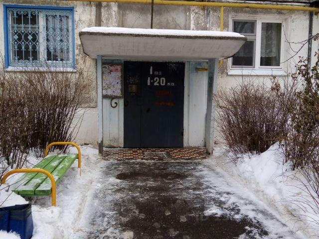 Продается двухкомнатная квартира за 1 200 000 рублей. Россия, Ульяновская область рабочая3.