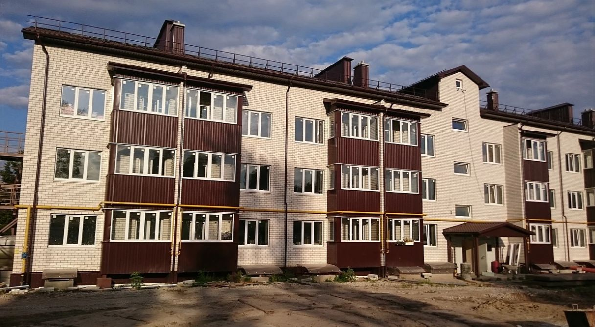 жилой комплекс по ул. Фестивальная