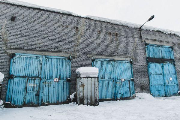 Производственно-складской комплекс в Портовом проезде, 1