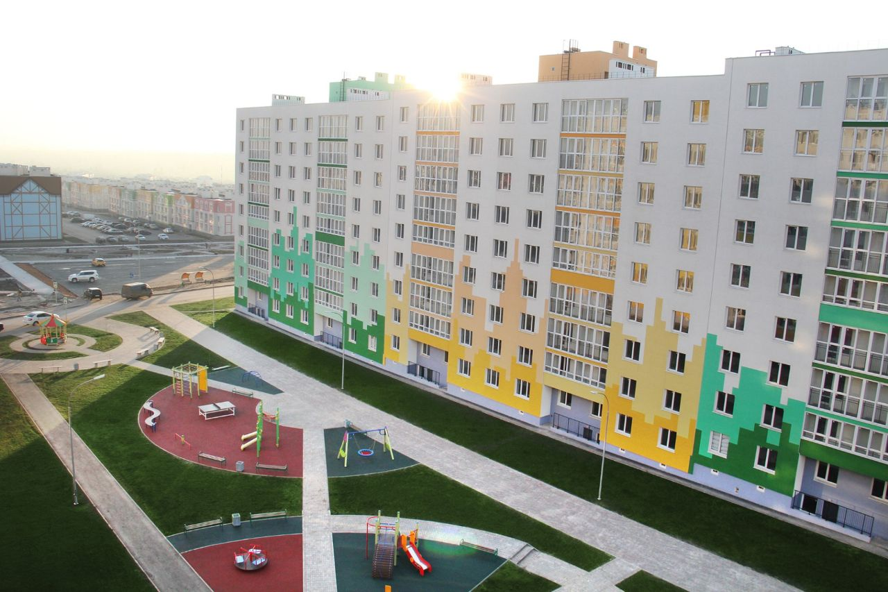 жилой комплекс Кошелев Проект