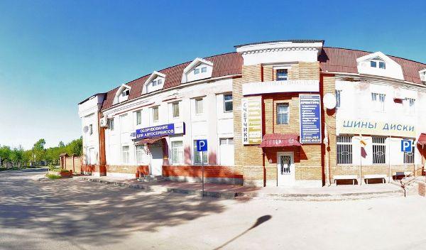 Торгово-офисный комплекс в Беляковском переулке, 48