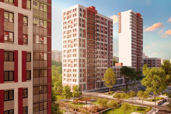 2-я Фотография ЖК «Город»