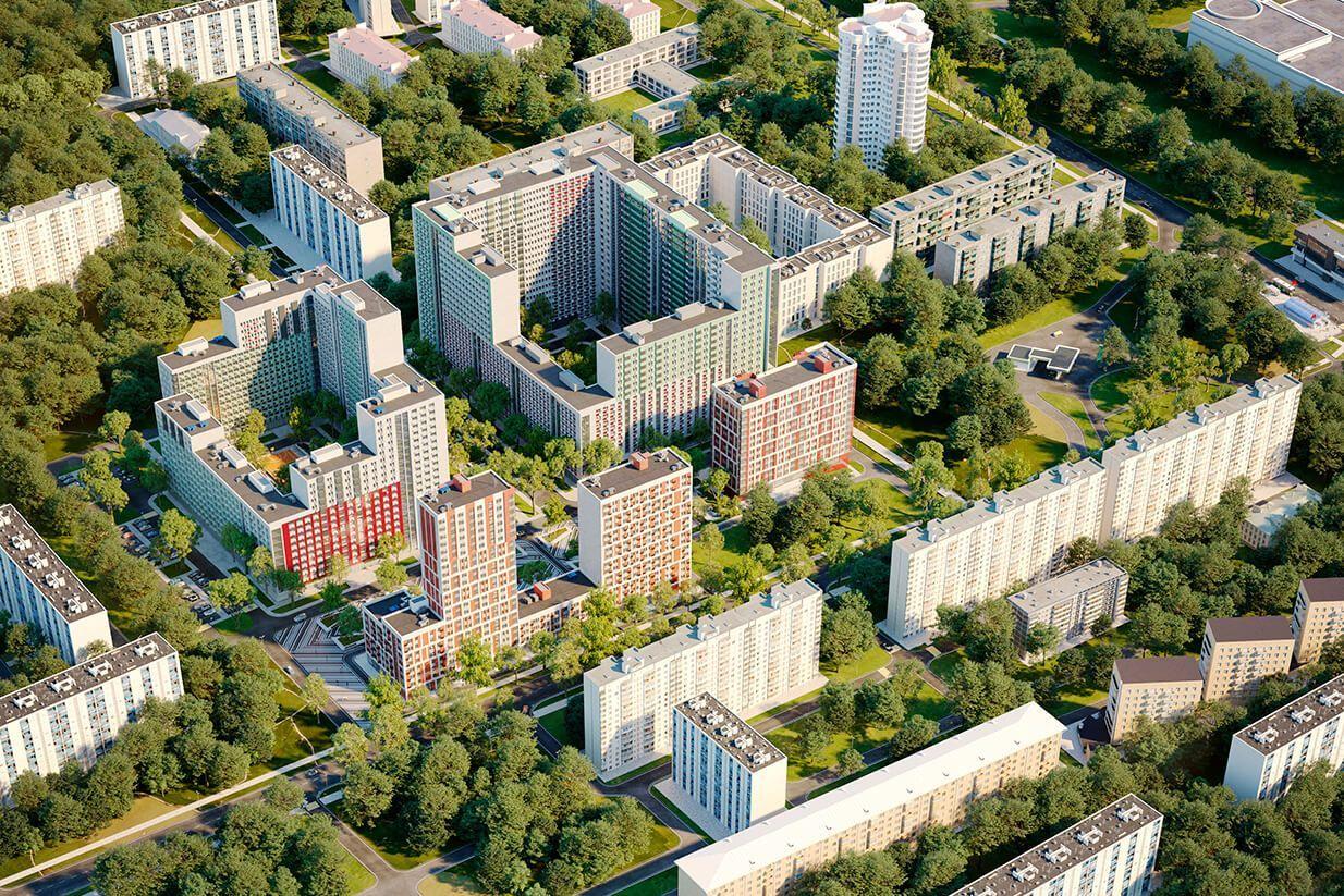 купить квартиру в ЖК Город