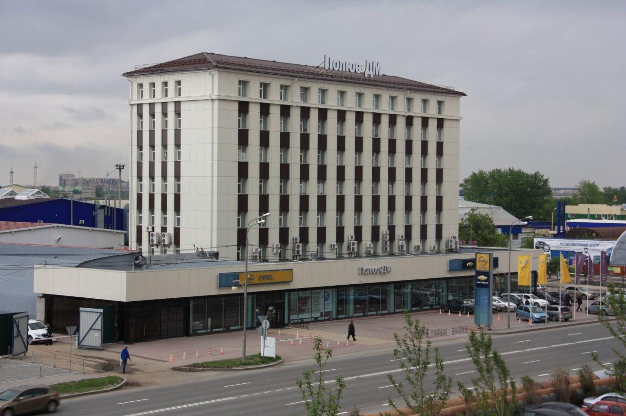 продажа помещений в БЦ Полюс-ДМ