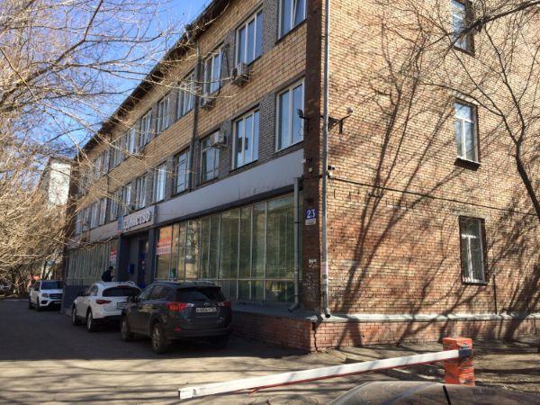 Бизнес-центр на ул. Красной Гвардии, 23