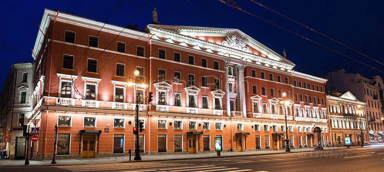 Невский 103 аренда офиса аренда коммерческой недвижимости на гашека омск