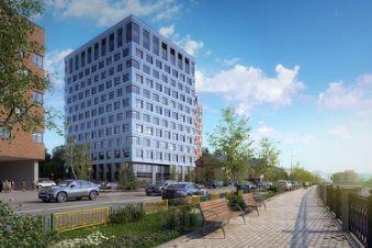 Снять офис в городе Москва Даниловская набережная аренда коммерческой недвижимости новая каховка