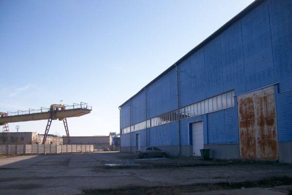 Производственно-складской комплекс на ул. Промышленная улица, 20с5