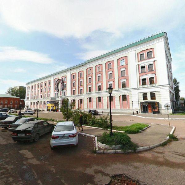 Бизнес-центр Shifa на Петрушкином Дворе (Шифа на Петрушкином Дворе)