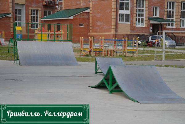 17-я Фотография ЖК «Green Ville (ГринВилль)»