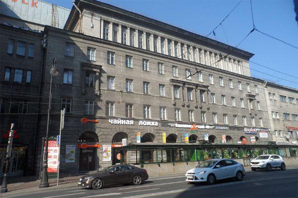 Бизнес-центр Каменноостровский-40