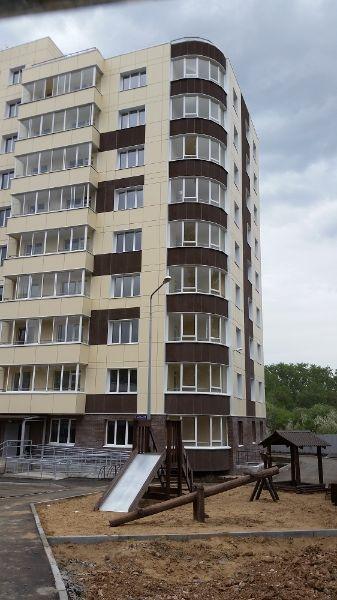 1-я Фотография ЖК «Дом на Левченко 21»