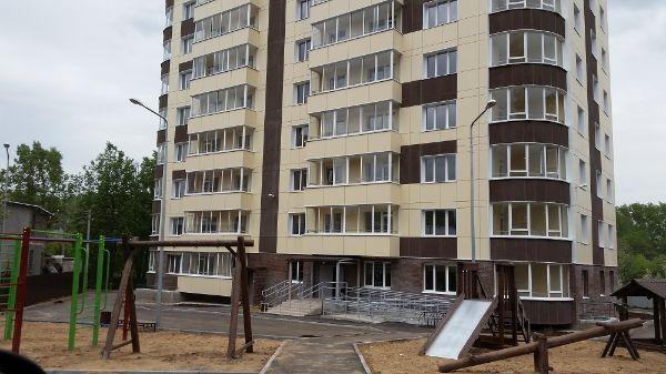 2-я Фотография ЖК «Дом на Левченко 21»