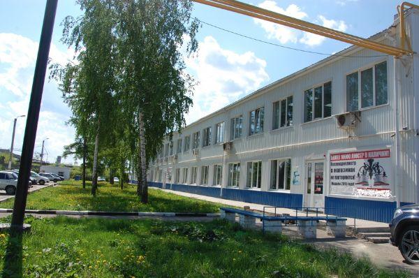 Торгово-складской комплекс на Московском шоссе, 14