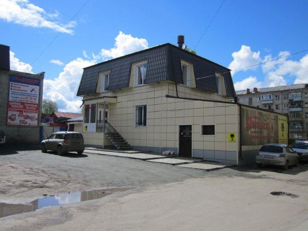 Отдельно стоящее здание на ул. Гоголя, 38к1
