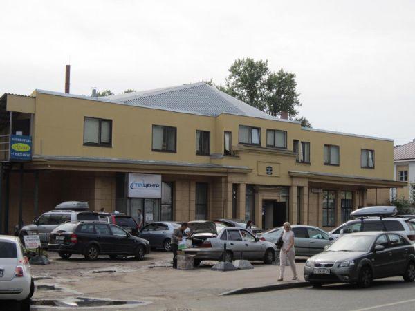 Торговый комплекс на Лиговском проспекте, 256