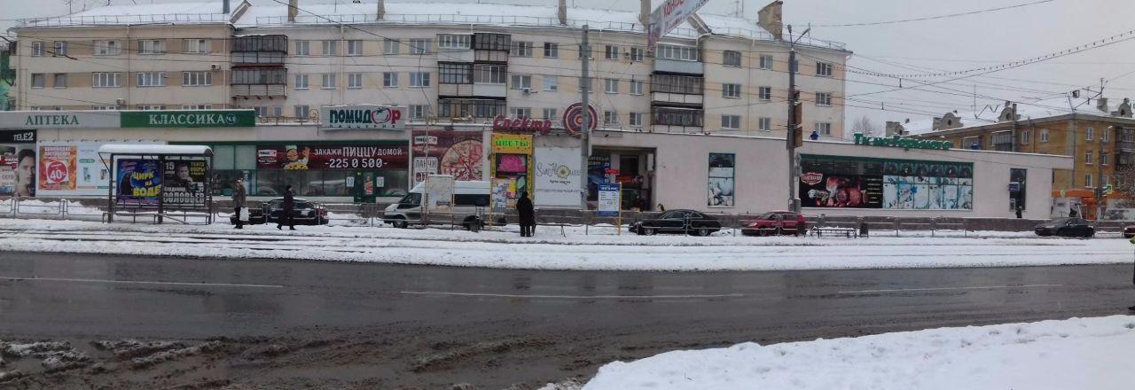 аренда помещений в ТЦ на Горького