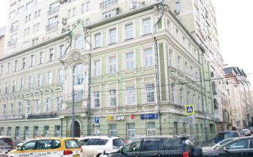 Помещение для персонала Тверская-Ямская 1-я улица офисные помещения под ключ Пресненский переулок
